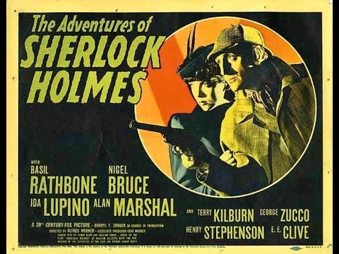 As Aventuras de Sherlock Holmes (1939)