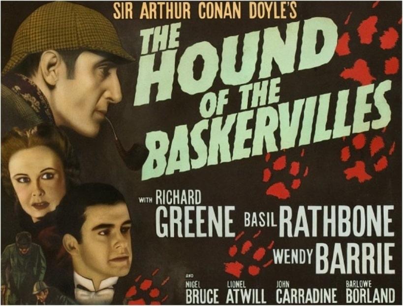Sherlock Holmes e o Cão dos Baskerville (1939)