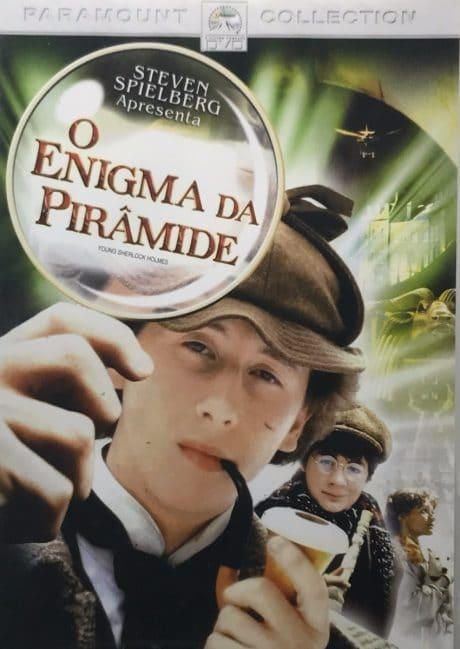 O Enigma da Pirâmide (1985)