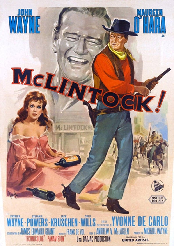 McLintock! Quando Um Homem É Homem (1963)