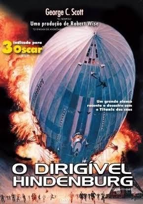 O Dirigível Hindenburg (1975)