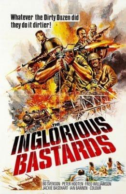Bastardos Inglórios / Assalto ao Trem Blindado (1978)