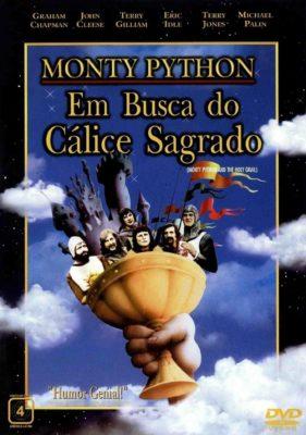 Monty Python em Busca do Cálice Sagrado (1975)